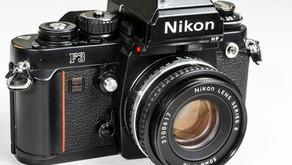 La Nikon F3: storia di un mito