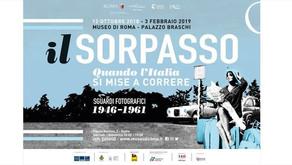 """Prorogata fino al 3 marzo la mostra """"Il Sorpasso. Quando l'Italia si mise a correre, 1946-1961&"""