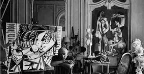 Arnold Newman, il maestro del ritratto ambientato