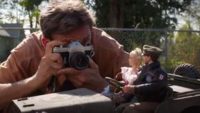 Robert Zemeckis realizza un film sull'aspetto terapeutico della fotografia