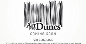 "Contest Fotografico ""Premio Art in the Dunes 2019"""