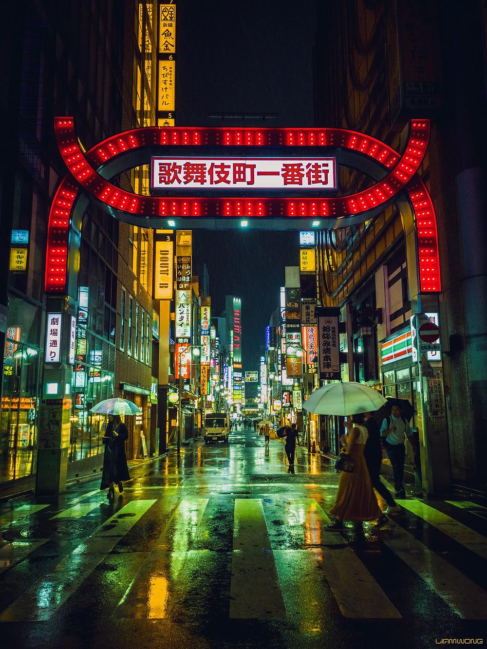 Immagine scattata con un Huawei P20