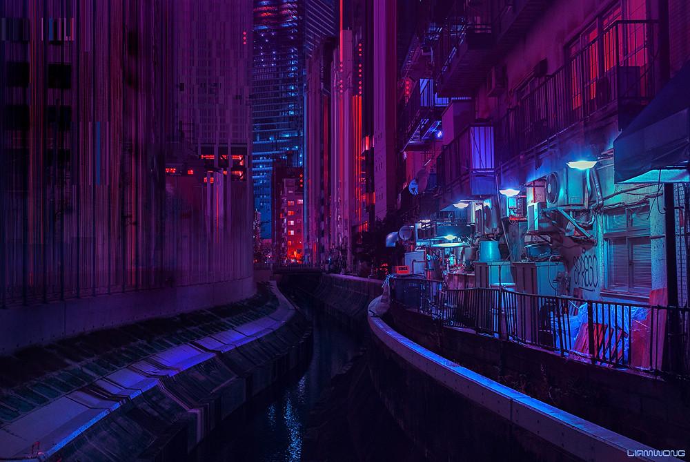 ShibuyaRiver