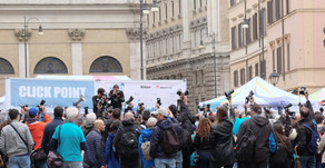 Domenica si è svolta la quinta Roma Photo Marathon