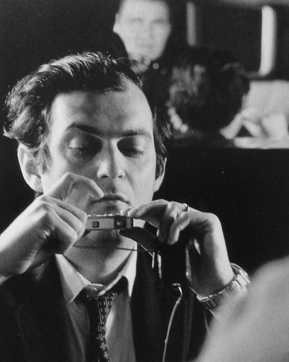 Stanley Kubrick e la sua Minox
