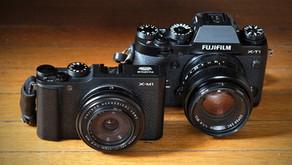 X-M1 ed X-T1 a confronto: una introduzione al mercato dell'usato Fuji