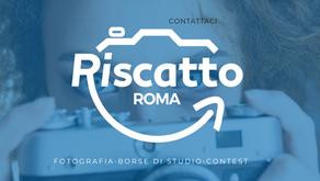 """""""Riscatto"""": un contest fotografico per i giovani under 25 del comune di Roma"""