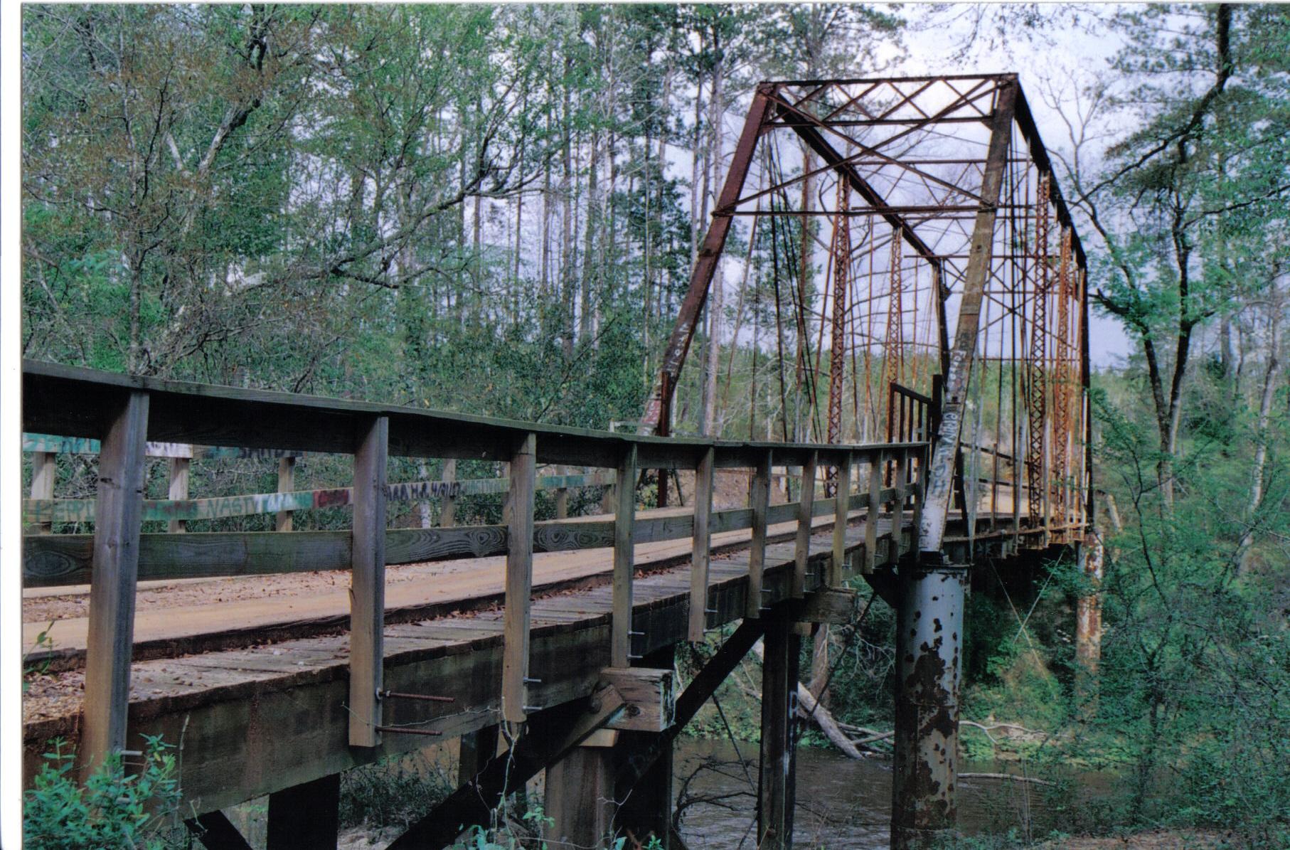 Stuckey's Bridge