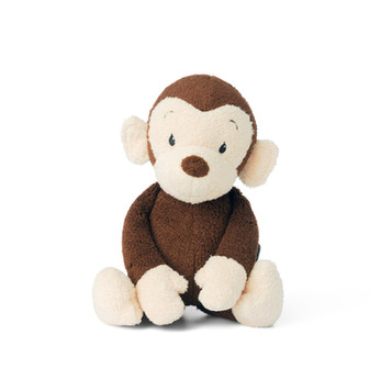 Mago the Monkey brown