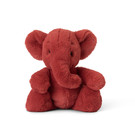 Ebu the Elephant rusty red