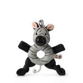Ziko the Zebra grey grabber