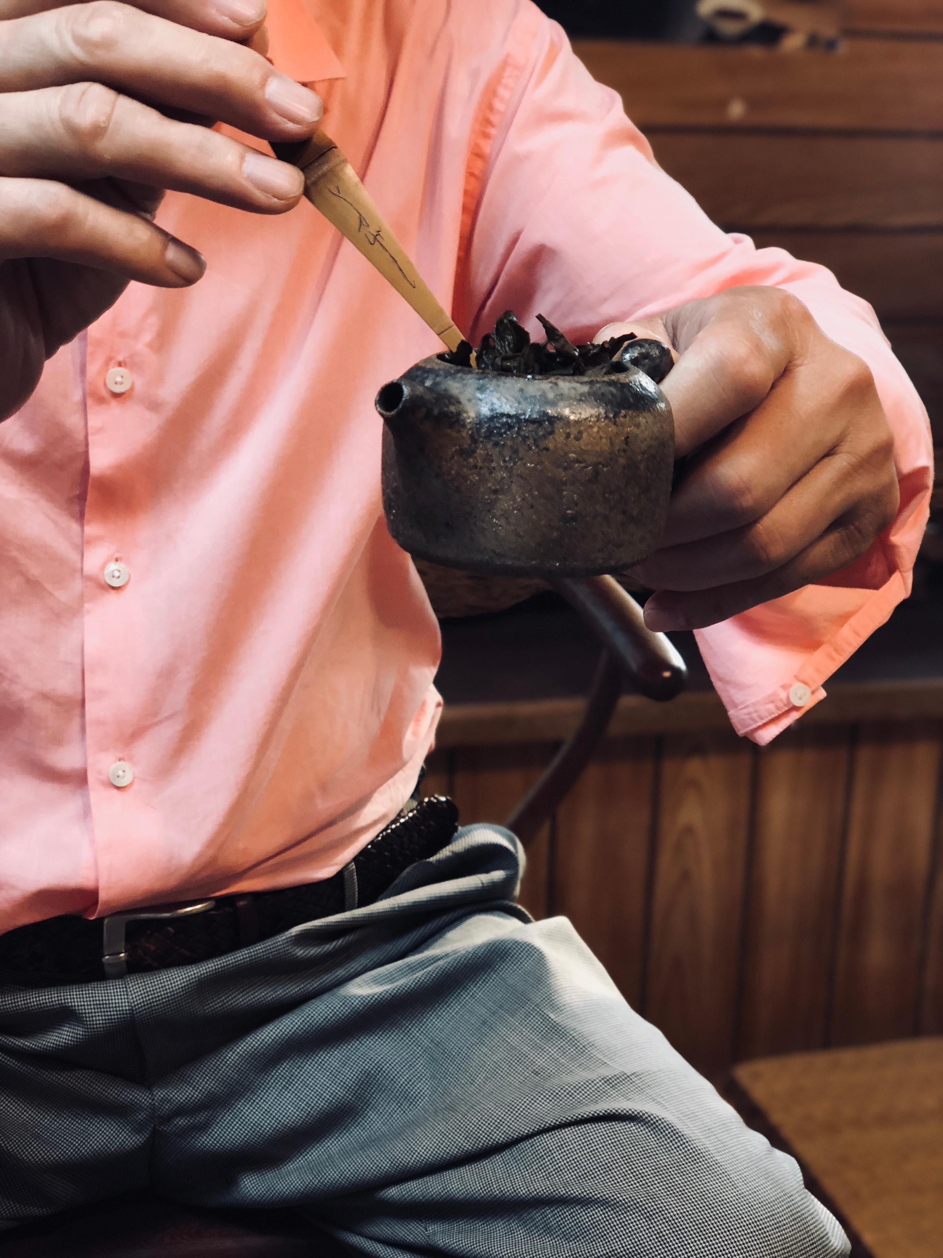 Private Tea Ceremony 私人茶藝課程