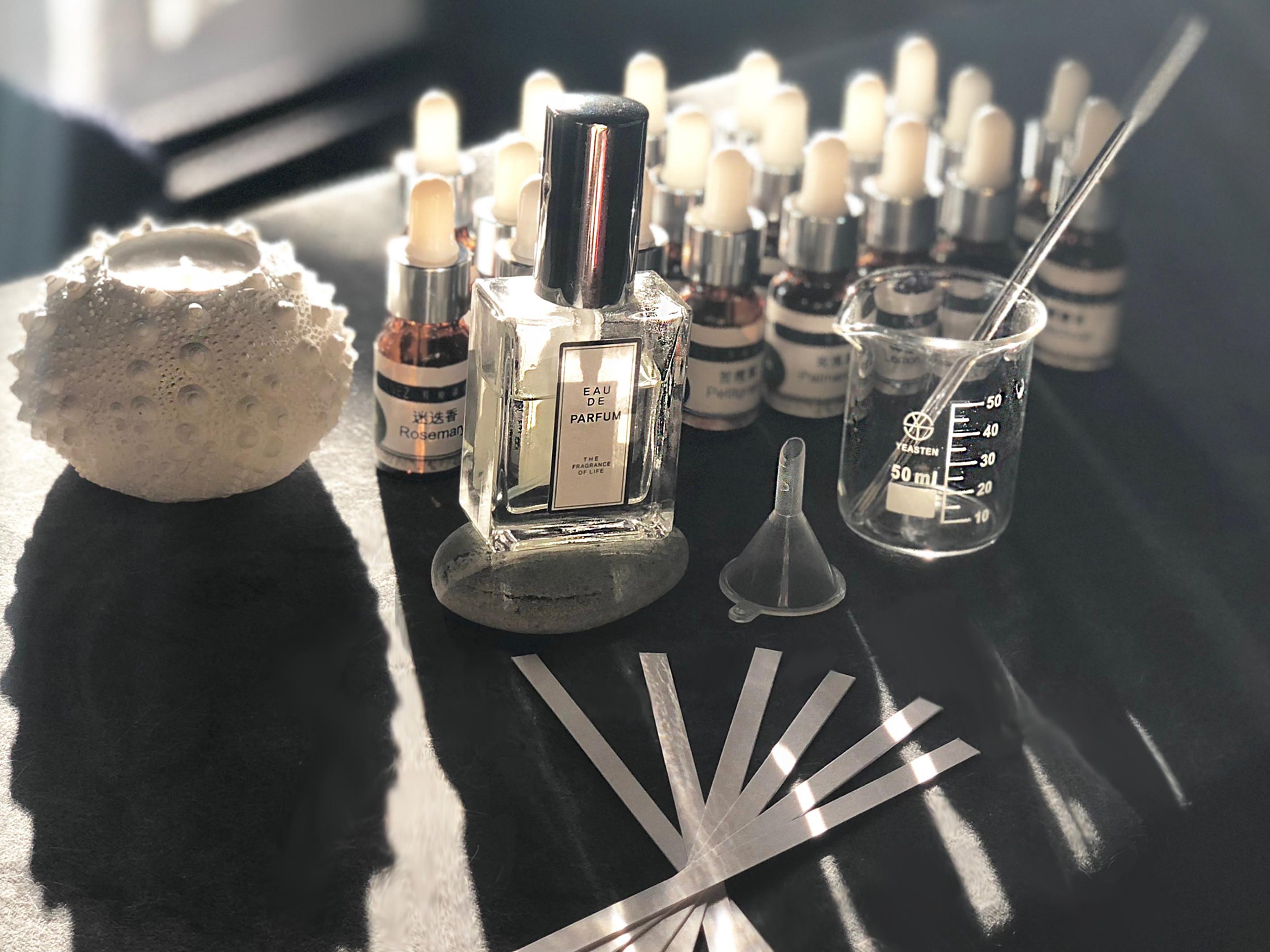 Essential of Perfume 基礎製香