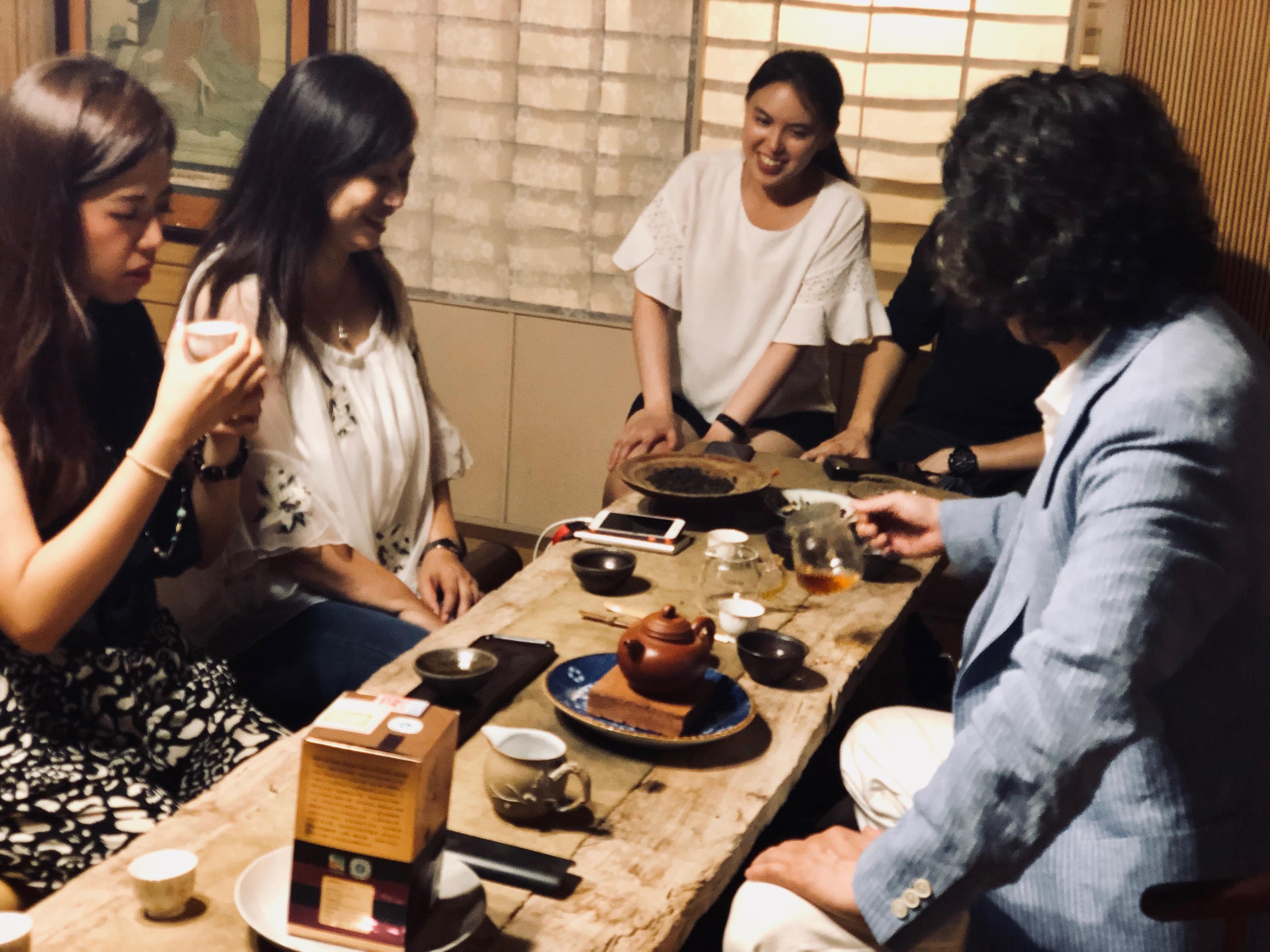 Tea Ceremony Class團體茶藝全套課程