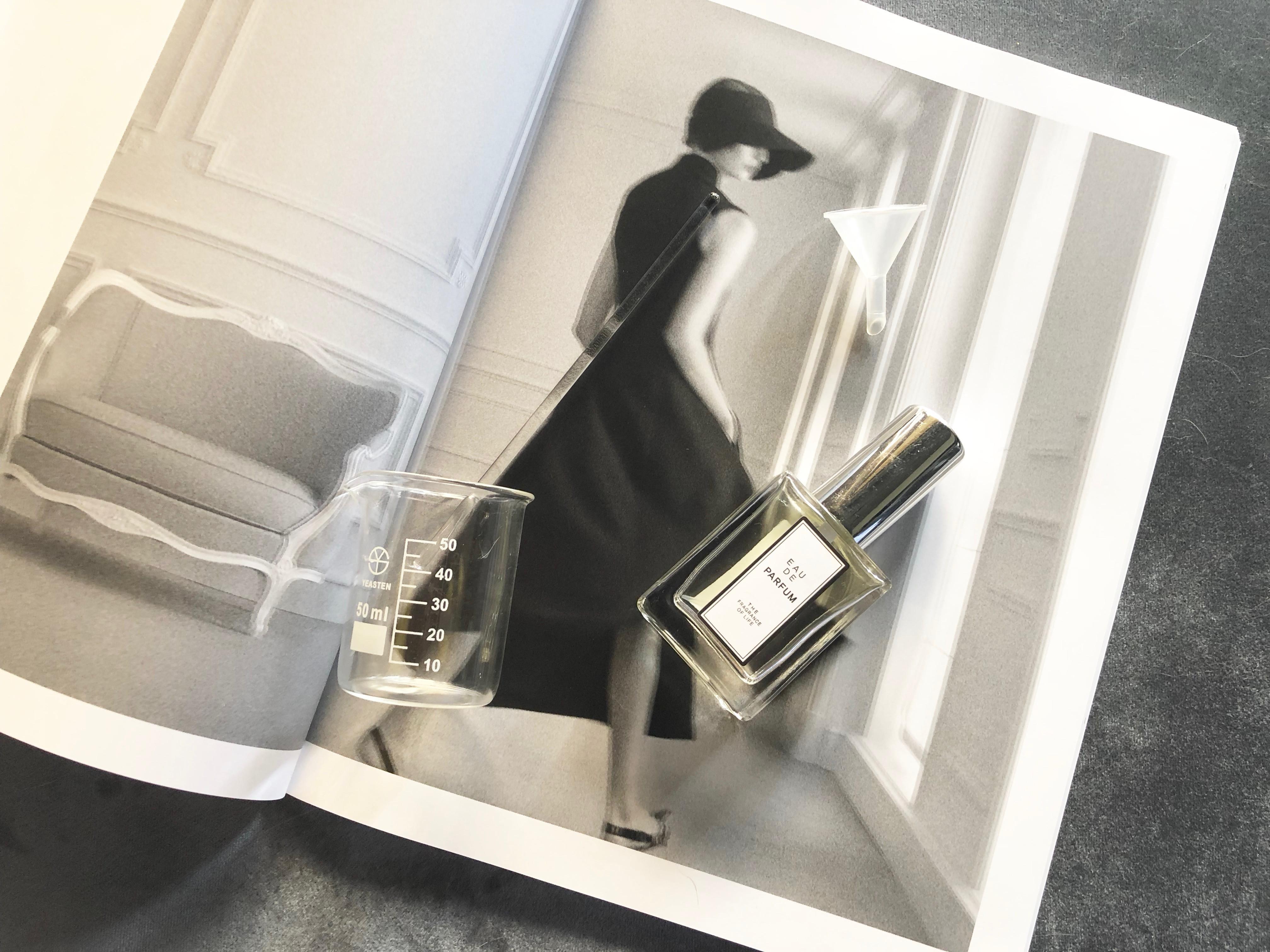 Discovery of perfume 香水體驗