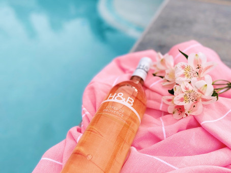 Poolside Rosé | Perfect for Summer