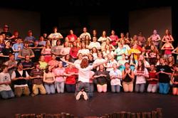 pirate choir