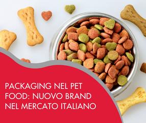 Packaging nel pet food: ricerca integrata per il lancio di un nuovo brand nel mercato italiano