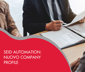 SEID Automation: nuovo company profile