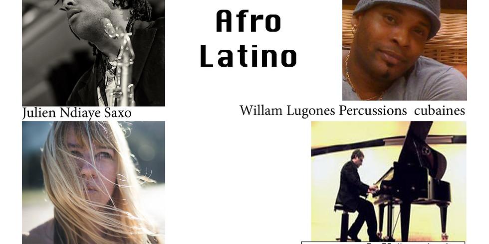 JEuDI JAZZ Afro-Latino