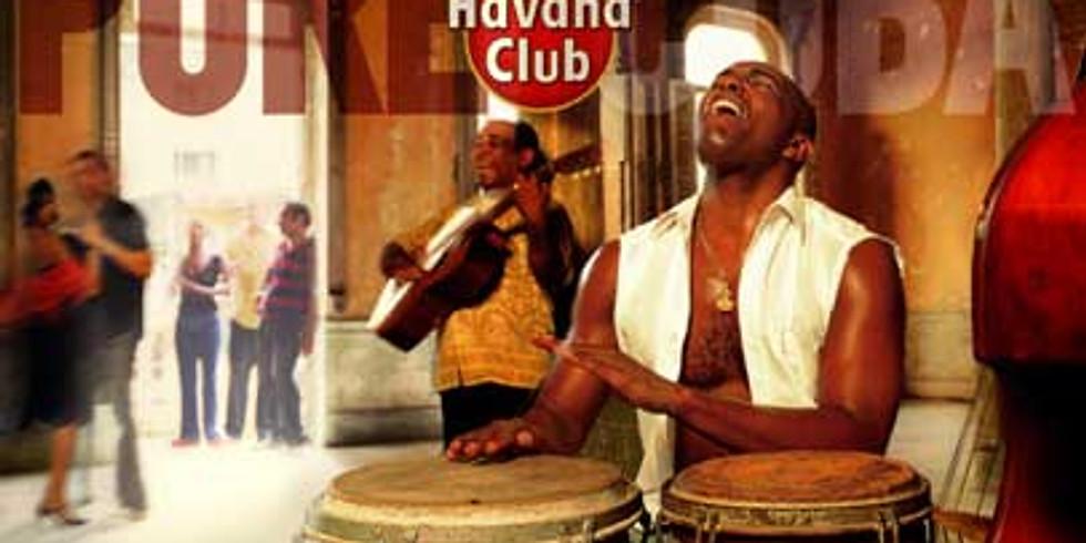 Jazz latino Salsa à la Casa Bianca