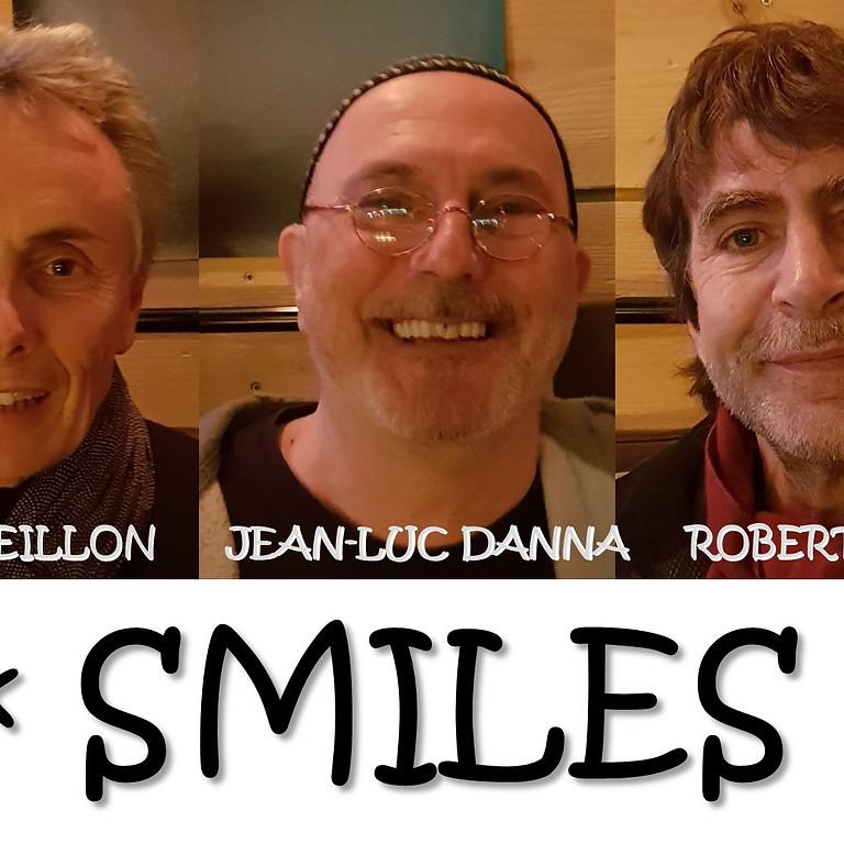Jazz Trio Smiles