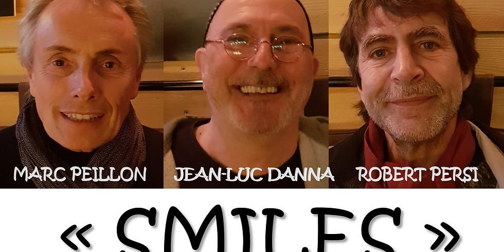 "JEuDI JAZZ  TRIO ""SMILES"""