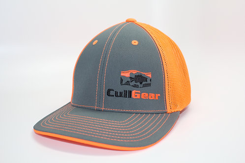 Trucker Hat Orange