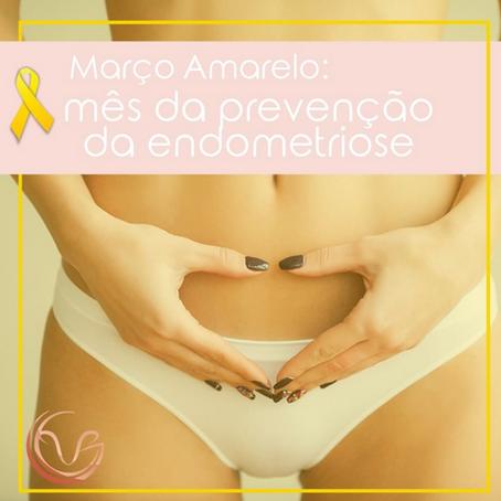 Março - Mês de Conscientização da Endometriose