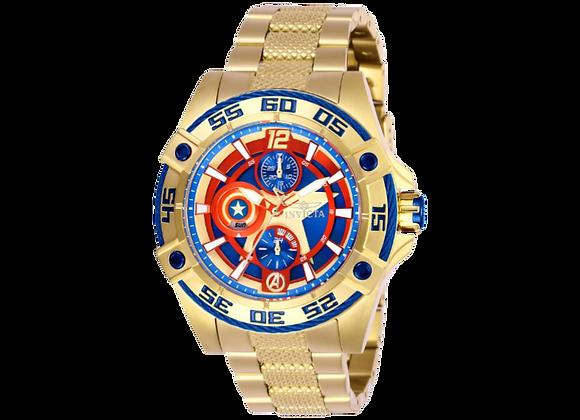 Relógio Invicta Marvel Captain America