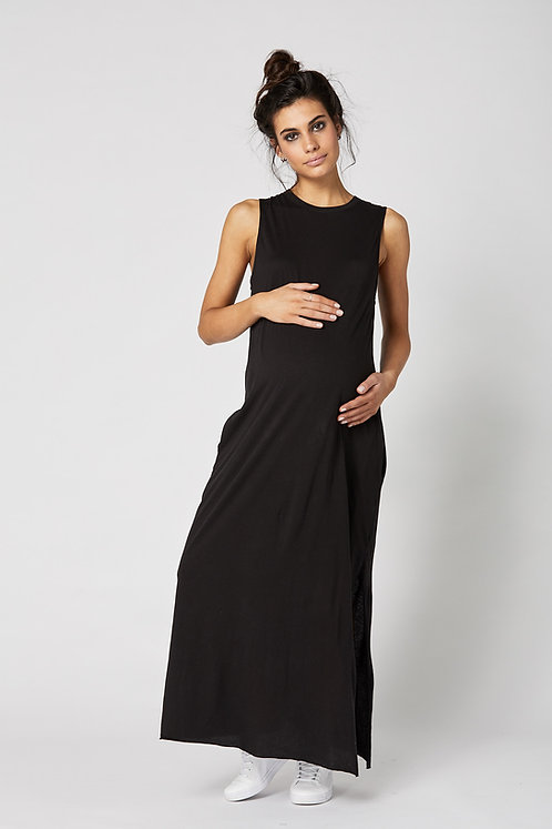 Legoe Heritage Park Avenue Dress | Black