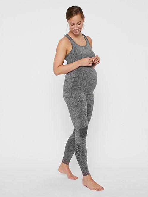 Mamalicious Active Tights   Grey