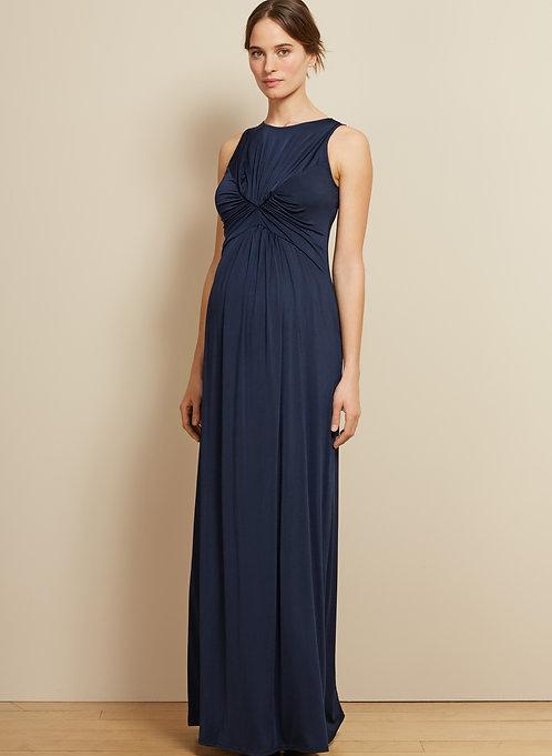Isabella Oliver Florence Maternity Dress | Navy