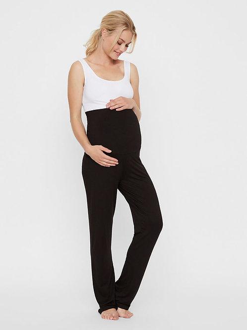 Mamalicious Rosa Jersey Yoga Pants | Black
