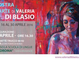 La prossima mostra, a Roma Est