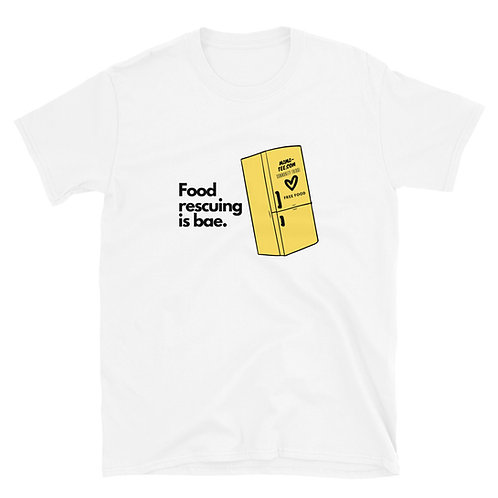 Food Rescuing is Bae Short-Sleeve Unisex T-Shirt