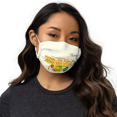Mama-Tee Pop-Up Grocery Store Mask