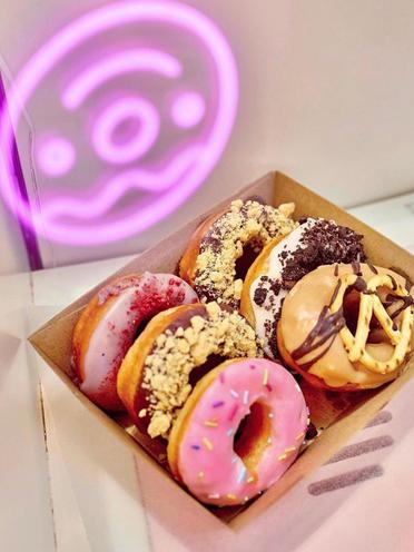 Cakeboy Donuts