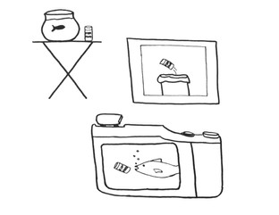 Camera sketch study 8