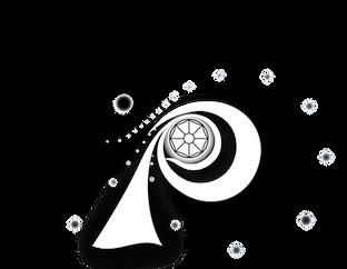 Ying and Yang Logo