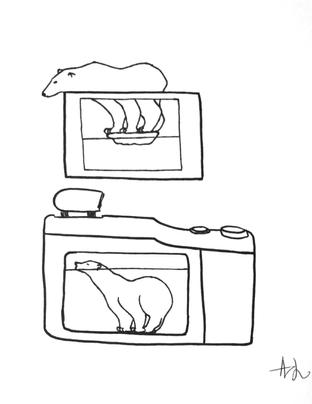 Camera sketch study 6