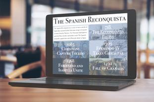 Spanish Reconquista Website