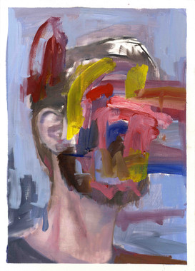 'Portrait of a man'