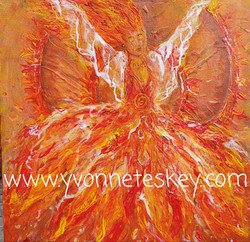 Feronia Goddess of The Wild Fire