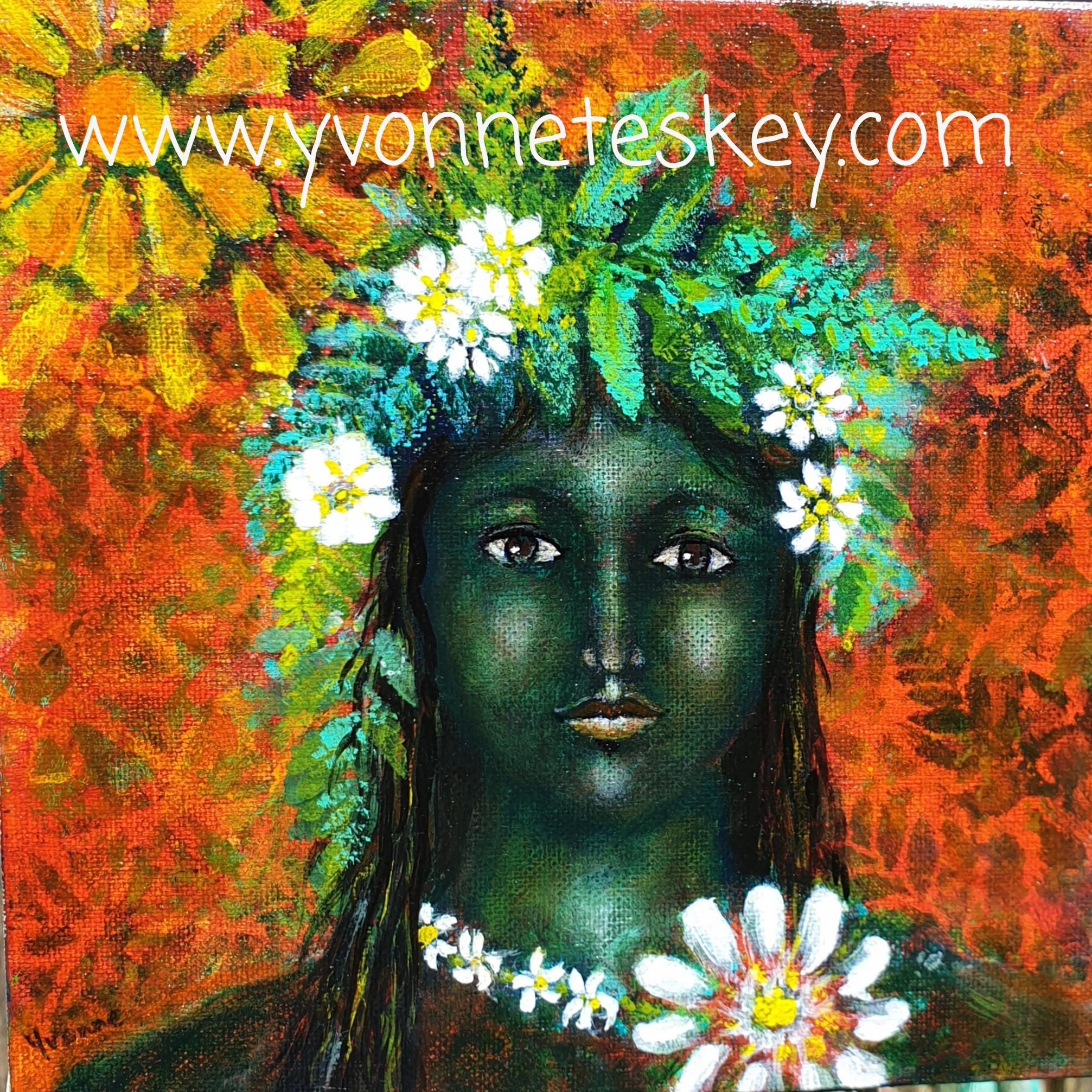 Pacific Goddess