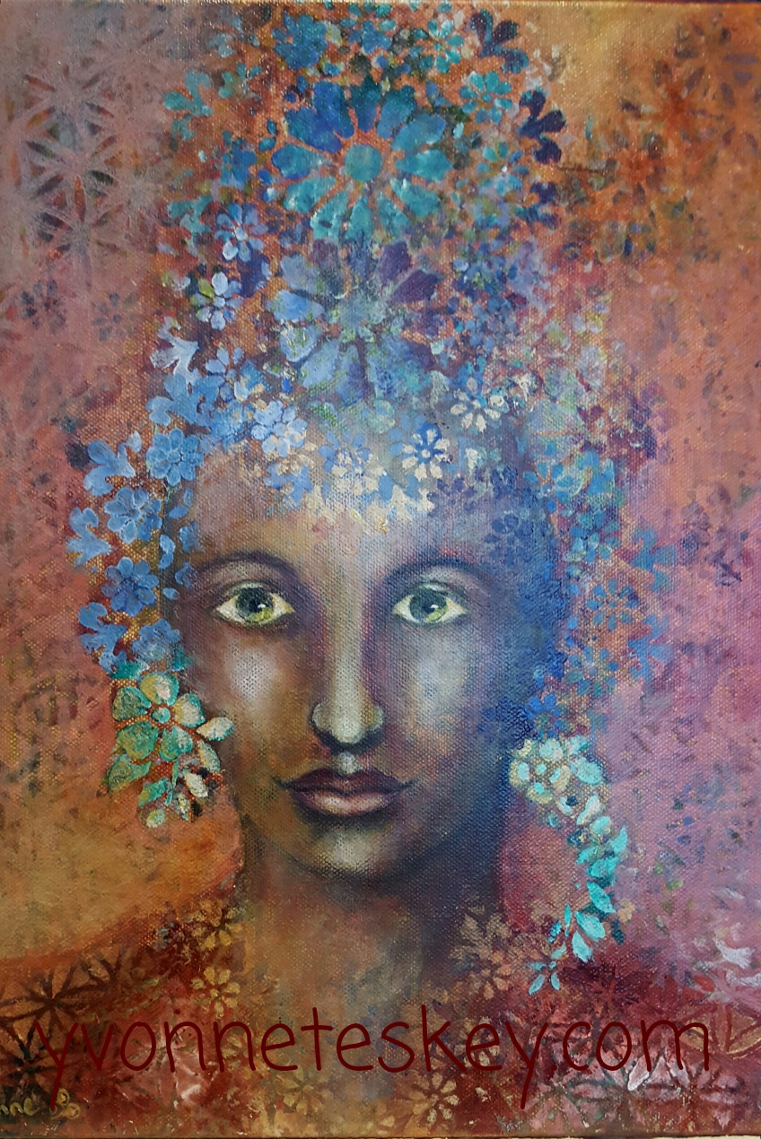 Divine Flowering