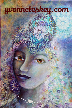 Flower Moon Queen