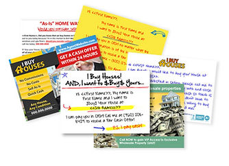 GoBig Yellow Letters and Postcards