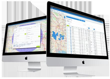 Data List Finder Monitor