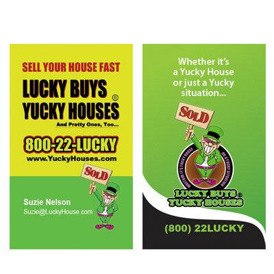 Lucky Business Card V01